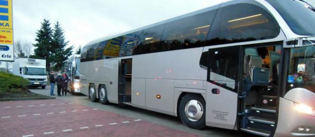 Mit dem Bus zu Kulturereignissen in der Metropolregion Hamburg