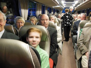Fahrt in die Hamburger Staatsoper
