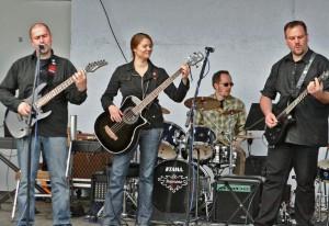 JJO Band Ellerau, Auftritt auf dem Ellerauer Basar