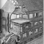 Behelfsheim in Kiel Gaarden