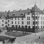 Wohnungen in Kiel Gaarden 1940