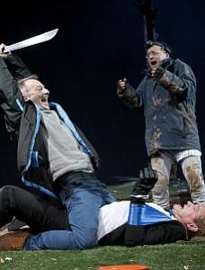 4 Männer im Nebel von Tim Firth an den Hamburger Kammerspielen